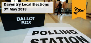 Daventry local Elections