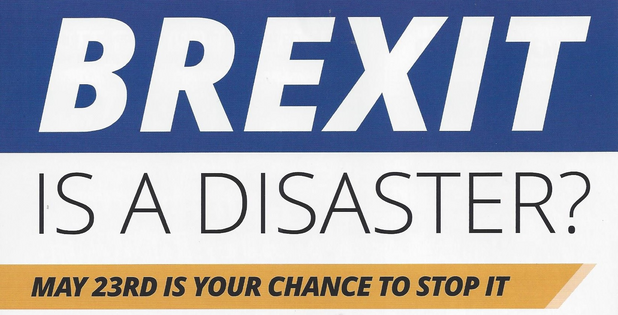 Brexit Disaster